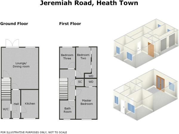 Jeremiah Road ...