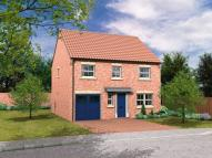 new home for sale in Foxby Chase, Gainsborough
