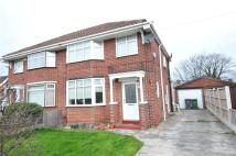 3 bed semi detached property in Mark Rake, Bromborough...