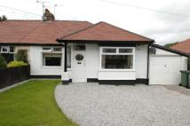 Semi-Detached Bungalow to rent in Woodside Road, Irby...