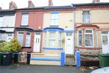 Terraced house in Briardale Road...