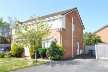 semi detached house in Kentmere Drive, Pensby...