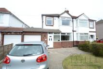 semi detached home to rent in Cornelius Drive, Pensby...