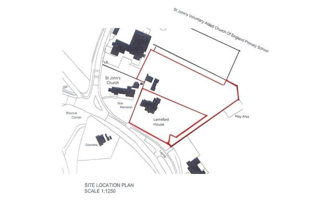Land Dividing Plan
