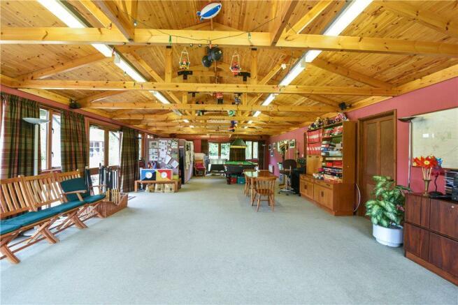 Internal The Lodge
