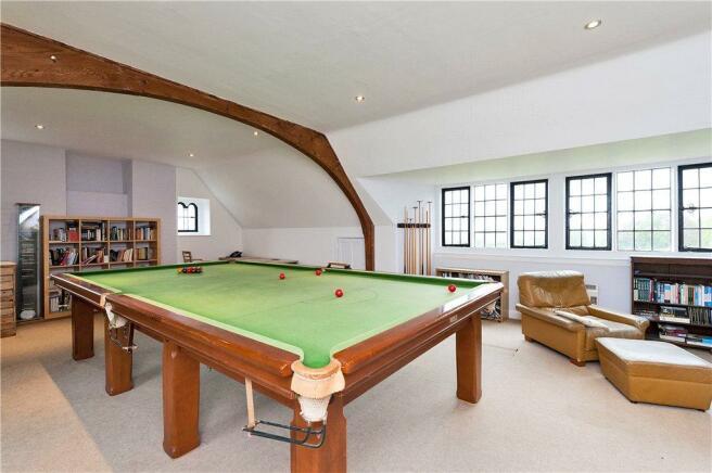 Billiards/Games