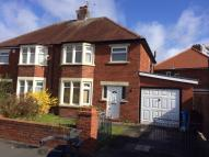 semi detached house in Holmefield Road, Ansdell...