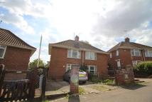 semi detached home in Jex Road, Norwich