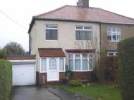 semi detached property in Fellside Road, Whickham...