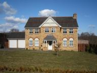 Detached home in Rowland Burn Way...
