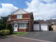 Detached property in Gibside Court, Whickham...
