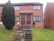 Terraced home in Kipling Court, Swalwell...