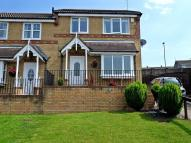 semi detached house in Valley Crescent, Blaydon...
