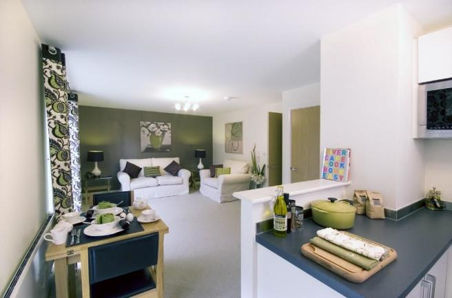 Show Home - Kitch...