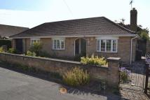 Bungalow in Glanford Road, Brigg
