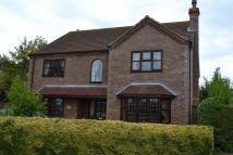 Detached house in Barnside, Hibaldstow