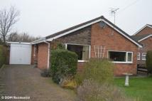 2 bed Detached Bungalow in Springfield Rise, Brigg