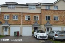 Terraced home for sale in Kingfisher Close...