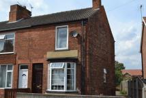 semi detached house for sale in Glebe Road, Brigg