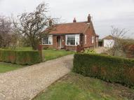 Detached Bungalow in Arglam Lane, Holme