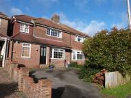 3 bedroom semi detached house in Hamsey Crescent, LEWES