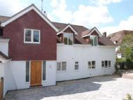semi detached house in Houndean Rise, LEWES