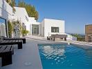 Contemporary villa with superb sea and golf view in Son Vida - Palma de Majorca