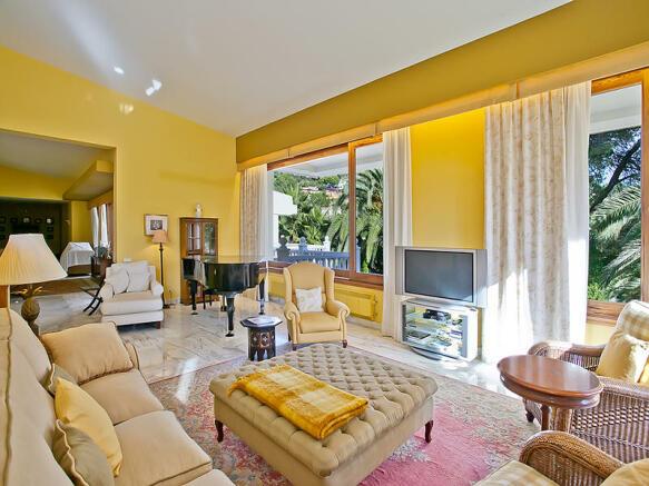 Ample villa with views of the golf course in Son Vida - Palma de Majorca