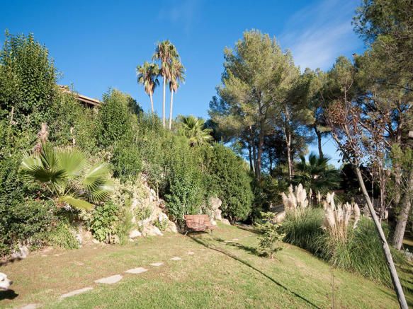 Villa overlooking the golf course in Son Vida - Palma de Majorca