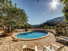 Country home with guest house in Puigpunyent, Palmasurroundings - Majorca