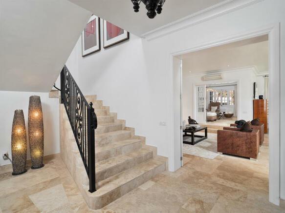 Splendid villa in Son Vida with view to Palma de Majorca