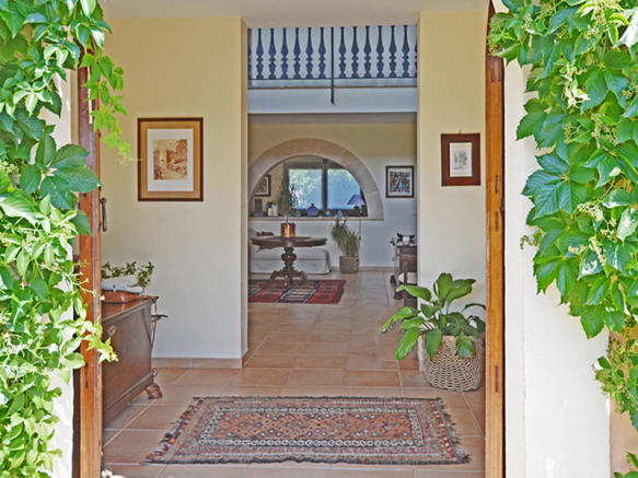 Mediterranean style house in rural area in Establiments, Palmasurroundings - Majorca