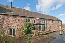 Barn Conversion for sale in The Long Barn, Lea...