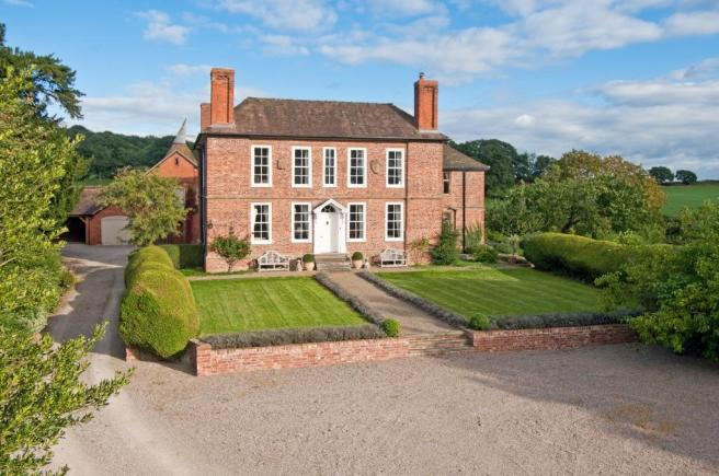 5 Bedroom Country House For Sale In Dingwood Park Parkway Ledbury Herefordshire Hr8