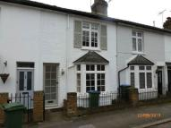 2 bedroom Terraced house in Park Road, Esher, Surrey