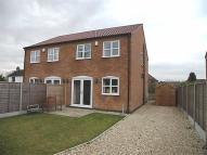 semi detached home in Chambers Paddock...