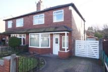 semi detached property in Egerton Road South...