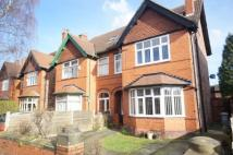 semi detached property for sale in Kenwood Road, Stretford...