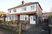 3 bedroom semi detached home in Aldermary Road, Chorlton...