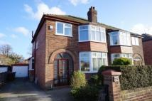 semi detached home for sale in Maitland Avenue...
