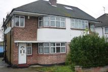 property to rent in Marlborough Avenue, Edgware, Middlesex. HA8 8UT
