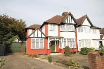 semi detached home in The Drive, Edgware