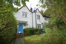 Cottage in Oakwood Road, London...