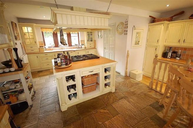 Dining Kitchen/Famil