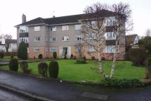 Flat in Broomburn Drive, Glasgow...