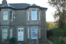 Flat to rent in Park Road, Kirn, Dunoon...