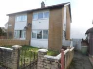 2 bed semi detached home in Priesthill Avenue...