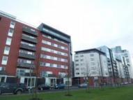 Flat to rent in 6/1 337 Glasgow Harbour...