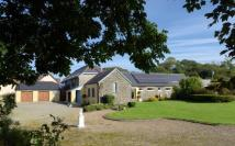 Detached property for sale in Hill Barn, Ludchurch...