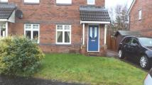 2 bed semi detached property in Chirmorie Crescent...